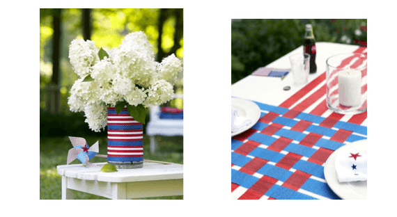 4th of July home decors