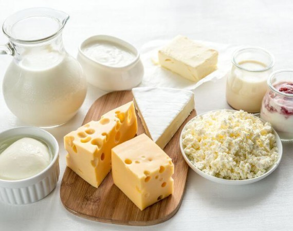 Low-Fat Dairy Products Linked to Infertility