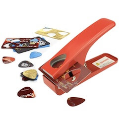 Guitar Pick Hole Punch