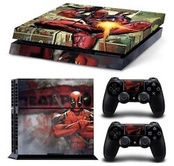 PlayStation Skin Cover