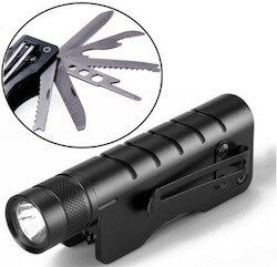 Survivor LED Flashlight