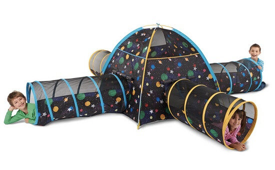 The Glow In The Dark Stargazers Tent