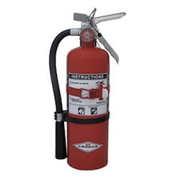 Heavy Duty Fire Extinguisher