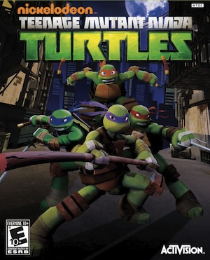 teenage mutant ninja turtles video games