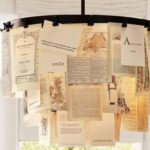 CLIP-UP CARD CHANDELIER