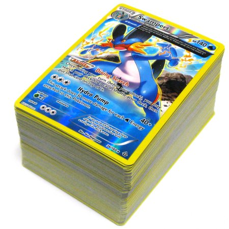Pokemon Card Reverse Foil Set