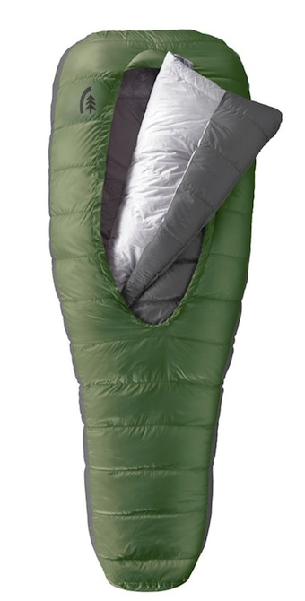 Sierra Designs DriDown Backcountry 3 Season Sleeping Bag