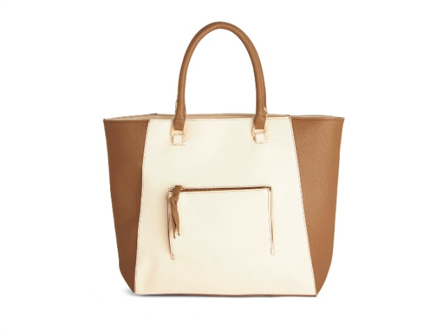 bags-cheap-purse-wor-tote-colorblock-brown
