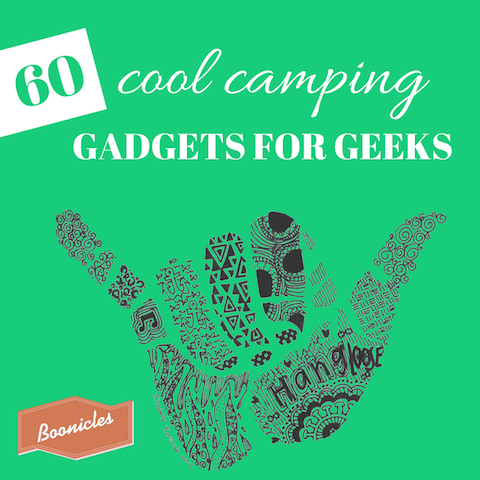60 cool camping gadgets and gears for geeks