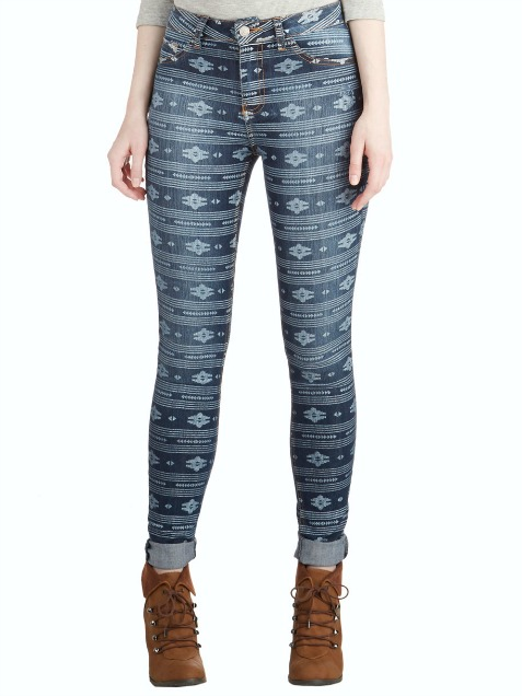 cheap-jeans-denim-spring-printed