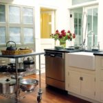 glass-kitchen-island