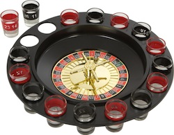 EZ Drinker Roulette Game