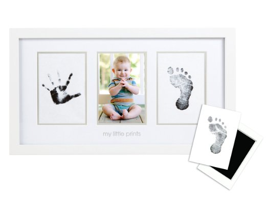 Footprints Frame