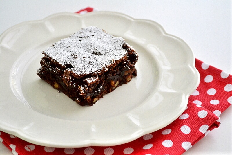 Olive oil brownies recipe