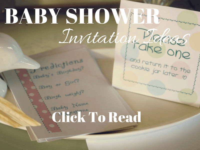 14 Baby Shower Themes For Boys | Maggwire