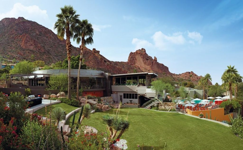 The Sanctuary on Camelback Mountain Resort Spa